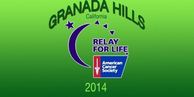2014 Granada Hills Relay for Life